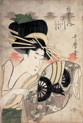 Kitagawa_Utamaro_-_The_Courtesan_Ichikawa_of_the_Matsuba_Establishment_-_Google_Art_Project