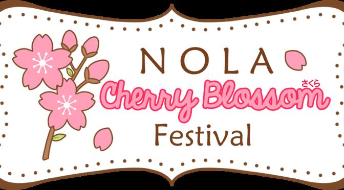 NOLA Cherry Blossom Festival